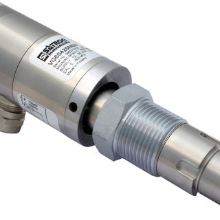The VG pressure transmitter is available throughout Austria from Industrie Automation Graz, IAG.