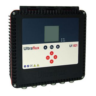 UF821 - Ultrasonic fixed flow meter is available at Industrie Automation Graz, IAG, throughout Austria.