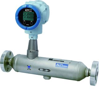 Coriolis Flowmeter ALTImass Type S is available at Industrie Automation Graz, IAG, throughout Austria.