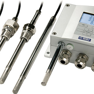 HMT330 Series Humidity and Temperature Transmitters for Demanding Humidity Measurement