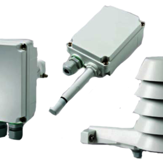 HMDW110 Series Humidity and Temperature Transmitters are available at Industrie Automation Graz, IAG, throughout Austria.