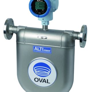 Coriolis Flowmeter ALTImass Type U is available at Industrie Automation Graz, IAG, throughout Austria.